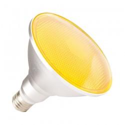 Ampoule E27 PAR38 15W IP65 Orange
