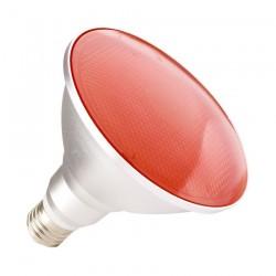 Ampoule E27 PAR38 15W IP65 Rouge